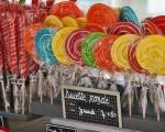 Saint Martin De Ré, France sweets