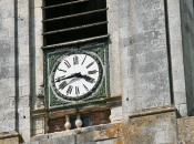 Saint Martin De Ré clock tower