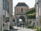 Street, Saint Martin De Ré , France