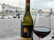 St Martin wine at the Harbour